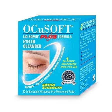 OCuSOFT Eyelid Cleanser